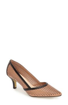 Bought this in all black perforated - Love it! Classic & chic! Bella Vita 'Willa' Perforated Pump (Women) available at #Nordstrom