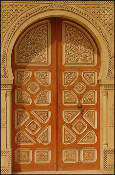 ~ Erinnerung an schöne Stunden hinter dieser Tür ~ von Heim-Ju