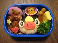 Pokemon  ポケモン弁当 ポカブ