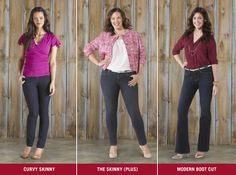 Signature by Levi Strauss & Co.™ has so many great styles for women that are versatile for all seasons!