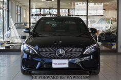 Used 2015 MERCEDES-BENZ C-CLASS YW501508 for Sale