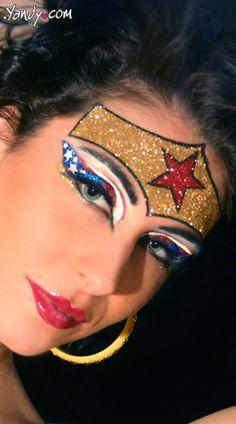 Wonderous Glitter Woman Kit