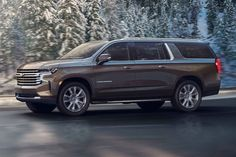 2021 Chevy Tahoe and Suburban: Photos, Specs + More - Automobile Magazine Chevrolet Suburban, Chevrolet Tahoe, Chevrolet Corvette, Chevrolet Silverado, Smart Fortwo, Ford Expedition, Audi Q3, Land Rover Defender, Toyota