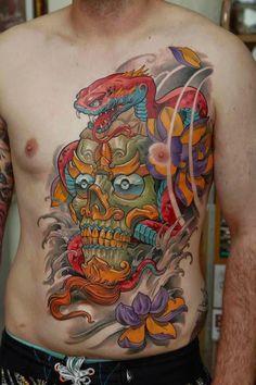 Un tatuador ucraniano que hace los tatuajes más realistas del mundo   TVEstudio