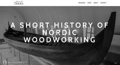 A Short History of Nordic Woodworking - Tales by Trees Heavy Metal Bands, The Conjuring, Axe, Stretches, Guitar, Articles, Trees, Woodworking, Europe