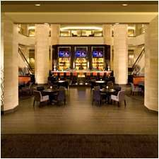 Can't beat Happy Hour or any celebration at Hilton Anaheim's Mix Lounge!