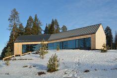 Image 12 of 30 from gallery of House Y / Arkkitehtitoimisto Teemu Pirinen. Photograph by Marc Goodwin