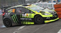 Al via il Monza Rally Show, dove lo spettacolo è di casa