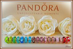 Live Life in Full Color with Pandora Jewelry! www.jsjewelrystudio.com