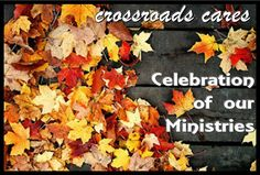 We're celebrating our ministries this month at CrossRoads.
