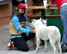 Jared+ his dogs . ( Old)
