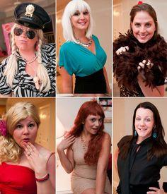 Barbie-themed bachelorette party