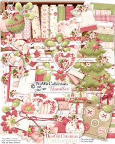 Heart of Christmas Collection