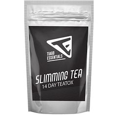 Slimming Tea 14 Day Detox  Laxative Free Natural Herbal Premium Tea Reduces Bloating Suppresses Appetite Enhances Metabolism  Loose Leaf Herbal Blend In Triangle Tea Bags *** Want to know more, click on the image.