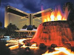 Mirage Las Vegas - where I stayed my 1st trip to Vegas