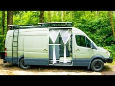 Our Complete DIY Campervan Conversion - Adventure in a Backpack