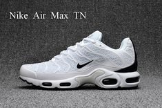 e21cf80bb1 Advanced Design Nike Air Max Plus KPU Tuned White Black 604133 030 Sneakers Men's  Running Shoes