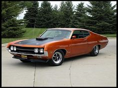 LOT F135.1 // 1970 FORD TORINO 429 cobra // #3=$15k, #2=$23k