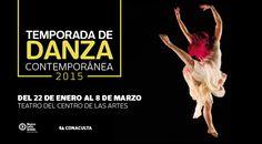 TEMPORADA DE DANZA en Monterrey desde el 22 de Enero a 8 de Marzo