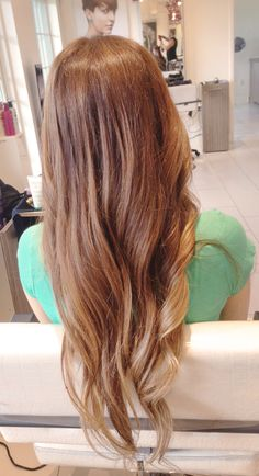 How to take care of long and color treated hair from an expert @ KissableComplexions.com