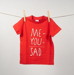 perfect long distance relationship shirt!  This totally sucks! (sorry if that word offends anyone). I miss you!!!