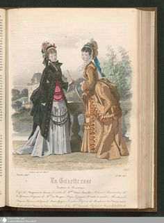 186 - No 10. - La Gazette rose - Seite - Digitale Sammlungen - Digitale Sammlungen