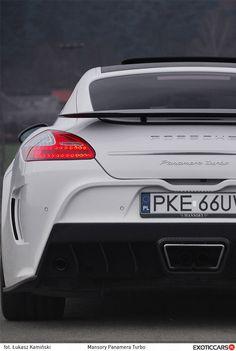 Mansory Panamera Turbo: http://exoticcars.pl/testy/mansory-panamera-turbo/