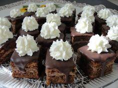 Csokoládékocka – különleges sütemény, omlós tészta és mennyei krém, csodás íze van! - Ketkes.com
