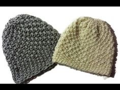 I love the way this hat looks!   :) How to Loom Knit the Popping Popcorn Beanie Beginning to End