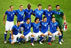 Italy national football team. the amazing persons.