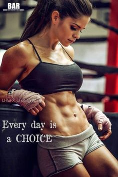 Make sure what you choose is important to you.
