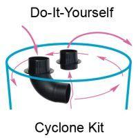"Cyclone Kit 2-1/2"""