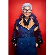 Iris Apfel 95 — новые образы и рекламные компании - Ярмарка Мастеров - ручная работа, handmade