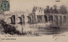 ... . Et pourtant, le pont représenté ici a déjà une longue histoire