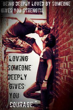 #Gaylove #gay #samelove #boyfriends #courage