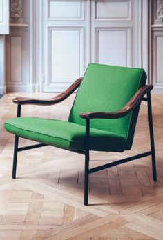 H. Russell Lounge Chair