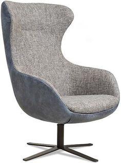 Peggy fauteuil v.a. €599,- ⋆ Het Anker ⋆ Löwik Meubelen My Furniture, Furniture Design, Swivel Armchair, Small Room Bedroom, Minimalist Interior, Interior Exterior, Drawing Room, Egg Chair, Sofa Design