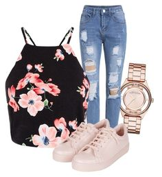 """""""Untitled #212"""" by alissalove02 on Polyvore featuring Marc by Marc Jacobs and Topshop"""