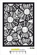 Pochoir A6 : Fleurs by Azoline Carabelle Studio