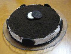 Candy Love: Cheesecake de Bolacha Oreo