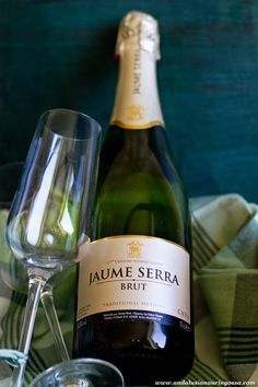 This cava is great value for money - toastiness, dryness, lovely citrusy notes and enough body to see it through food pairings, too.