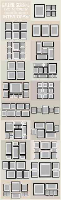 Gallery Wall Inspiration and Tips - Home Decor - Home Deco Gallery Wall Layout, Gallery Walls, Frame Gallery, Art Gallery, Mirror Gallery Wall, Stairway Gallery Wall, Travel Gallery Wall, Gallery Wall Bedroom, Feature Wall Bedroom
