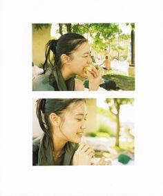 Yu Aoi, Mori Girl, Film Photography, Photo Book, Tumblr, Actresses, Couple Photos, Celebrities, Travel