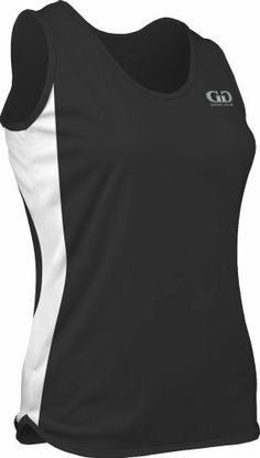 Style Ideal for running or for training, the Tricot-Tech Singlet is a sophisticated alternative to your basic running gear. The single ply Tricot Tech f Running Singlet, Athletic Tank Tops, Tee Shirts, Side Panels, Soccer, Stuff To Buy, Amazon, Style, Products