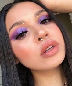 # Make-up # lila # Auge looksTatIII! # Make-up # lila # Auge schaut Rave Verfassungs-Augen-Make-up looksTat looksTatIII makeuppurpleeye Cute Makeup, Glam Makeup, Pretty Makeup, Skin Makeup, Beauty Makeup, Formal Makeup, Dramatic Makeup, Pin Up Makeup, Makeup Light