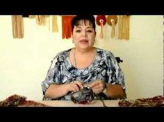 Prenda MIL FORMAS - Tejido con dedos - Tejiendo con Laura Cepeda - YouTube