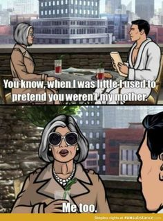Archer. I'm dying!!!