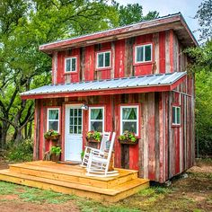 Tiny House Rental for a Peaceful Vacation near Downtown Waco, TexasRustic Tiny House Rental for a Peaceful Vacation near Downtown Waco, Texas Elevated Cabin Plans A-frame cabin and outdoor kitchen furniture model Tyni House, Silo House, Tiny House Cabin, Tiny House Living, Cabin Homes, Tiny Homes, Out House, Small Log Cabin Plans, Shack House