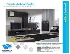 Muebles para hoteles - Centros de entretenimiento