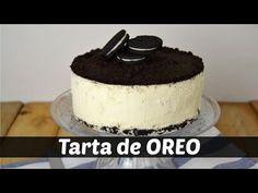 Cómo preparar helados de Oreo caseros. Receta paso a paso con vídeo